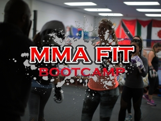 MMA FIT BOOTCAMP