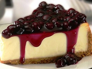 Delicious Vegan Cheesecake!